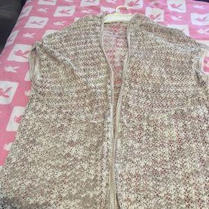 Jackets & Blazers - Women vest size L or XL